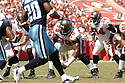 ARRON SEARS, of the Tampa Bay Buccaneers , in action during the Buccaneers games against the Tennessee Titans, in Tampa Bay, FL on October 14, 2007.  ..The Buccaneers won the game 13-10...COPYRIGHT / SPORTPICS..........