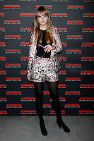 Laura Hayden attends 'Carrera Ignition Night' party at Matadero. March 20, 2013. (ALTERPHOTOS/Caro Marin) /NortePhoto