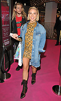 Gabrielle Allen at the Bodyworlds human anatomy exhibition VIP launch, The London Pavilion, Piccadilly Institute, London, England, UK, on Thursday 04 October 2018.<br /> CAP/CAN<br /> &copy;CAN/Capital Pictures