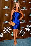January 11, 2010:  Jessalyn Gilsig arrives at the Fox All Star Party at the Villa Sorisso in Pasadena, California.Photo by Nina Prommer/Milestone Photo