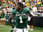 Baylor Bears wide receiver Kendall Wright (1) in action during the game between the Stephen F. Austin Lumberjacks and the Baylor Bears at the Floyd Casey Stadium in Waco, Texas. Baylor defeats SFA 48 to 0.
