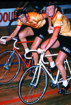 In this this photo provided by PhotoSport International shows Patrick SERCU, (B) winner of 88,<br /> six day races here partnered with Tony Gowland GB in the SKOL 6 Day as winners in 1972