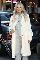 NEW YORK, NY - November 26: Whitney Carson at Good Morning America promoting Dancing With The Stars finale in New York City on November 26, 2019. <br /> CAP/MPI/RW<br /> ©RW/MPI/Capital Pictures