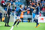 Stockholm 2014-08-31 Fotboll Allsvenskan Djurg&aring;rdens IF - Malm&ouml; FF :  <br /> Djurg&aring;rdens Andreas Johansson byts in i den andra halvleken ist&auml;llet f&ouml;r Haris Radetinac  <br /> (Foto: Kenta J&ouml;nsson) Nyckelord:  Djurg&aring;rden DIF Tele2 Arena Malm&ouml; MFF