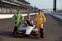 2012 Indy 500 Qualifying