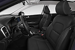 Front seat view of a 2019 KIA Sportage More 5 Door SUV front seat car photos