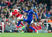 Arsenal v Leicester City - 26.04.2017