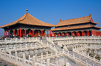 Forbidden City, Peking, China