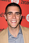 Josh Segarra .attending the after Party for Off-Broadway Opening Night Performance of Second Stage Theatre's 'Dogfight' at HB Burger in New York City.