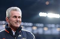 FUSSBALL   1. BUNDESLIGA  SAISON 2012/2013   16. Spieltag FC Augsburg - FC Bayern Muenchen         08.12.2012 Trainer Jupp Heynckes (FC Bayern Muenchen)