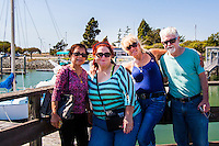 Four Visitors to the San Leandro Marina