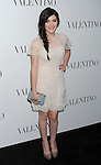 HOLLYWOOD, CA - MARCH 27: Isabelle Fuhrman arrives at the Valentino 50th Anniversary And New Flagship Store Opening On Rodeo Drive at Valentino Boutique on March 27, 2012 in Beverly Hills, California.