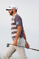 Dustin Johnson (USA) walks the 17th hole during the third round of the 118th U.S. Open Championship at Shinnecock Hills Golf Club in Southampton, NY, USA. 16th June 2018.<br /> Picture: Golffile | Brian Spurlock<br /> <br /> <br /> All photo usage must carry mandatory copyright credit (&copy; Golffile | Brian Spurlock)