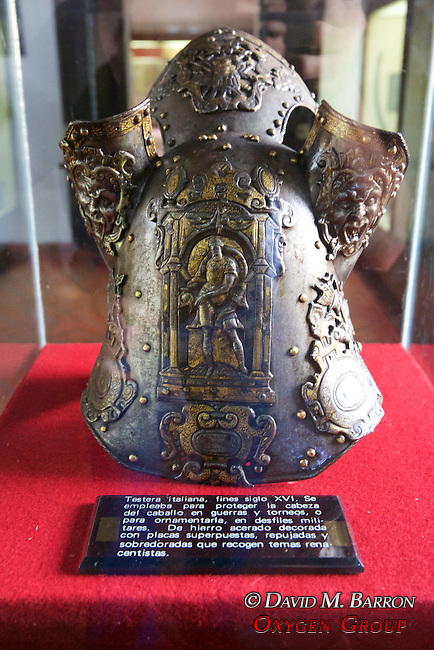 Chest Plate Armor, Museum Of The Royal Houses