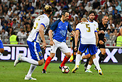 June 17th 2017; Allianz Riviera, Nice, France; Legends football international, France versus Italy;  youri Djorkaeff (France)