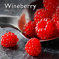 Wineberry Fruit | Fresh Wineberries  Fruit Food Pictures, Photos & Images