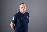 Picture by Allan McKenzie/SWpix.com - 24/04/2018 - Rugby League - RFL EPS Headshots - Village Hotels, Bury, England - David Elliot.
