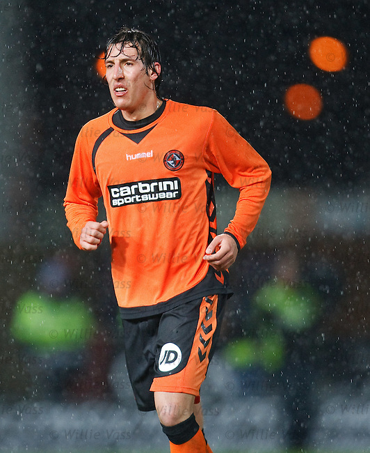 Francisco Sandaza, Dundee Utd