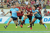 Super Rugby - Crusaders v Waratahs