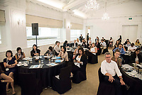 Top 1000 Brands Breakfast Briefing in the Fullerton Hotel, Singapore. Photo by Charlie Lee / Studio EAST