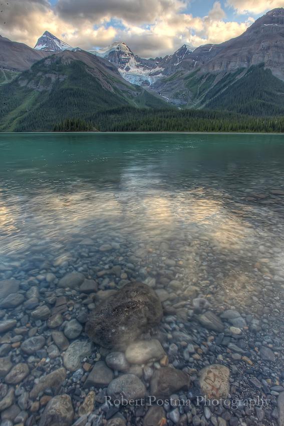 Maligne Lake, Jasper National Park.