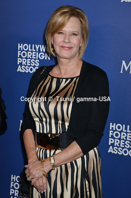 JoBeth Williams  at the HFPA Grants to Non Profits and Scholarship Programs at the Beverly Hilton In Los Angeles.