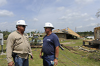 2011 Alabama Tornado Restoration - Transmission