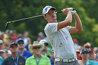 Andrew Putnam (USA) watches his tee shot on 6 during 4th round of the 100th PGA Championship at Bellerive Country Club, St. Louis, Missouri. 8/12/2018.<br /> Picture: Golffile   Ken Murray<br /> <br /> All photo usage must carry mandatory copyright credit (© Golffile   Ken Murray)