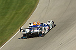 10 August 2007: Jaime Bach (USA) drives the B-K Motorsports Lola B07/46 Mazda at the Generac 500 at  Road America, Elkhart Lake, WI