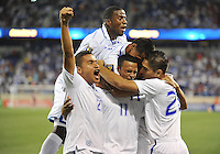 Haiti vs Honduras, July 8, 2013