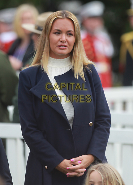 WASHINGTON, DC - APRIL 2: Vanessa Trump at the Annual White House Easter Egg Roll on the South Lawn of the White House in Washington, DC on April 2, 2018. <br /> CAP/MPI34<br /> &copy;MPI34/Capital Pictures