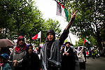 27.8.2011. Al-Quds-Tag Demonstration