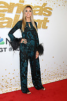 """LOS ANGELES - SEP 19:  Heidi Klum at the """"America's Got Talent"""" Crowns Winner Red Carpet at the Dolby Theater on September 19, 2018 in Los Angeles, CA"""