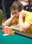 Steven Black.  He was playing for a charity.  See WPT blogs--Weise thoughts.
