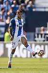 David Timor Copovi of Deportivo Leganes in action during their La Liga match between Deportivo Leganes and Sevilla FC at the Butarque Municipal Stadium on 15 October 2016 in Madrid, Spain. Photo by Diego Gonzalez Souto / Power Sport Images