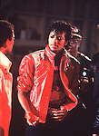 Michael Jackson 1983 making 'Beat It' Video