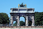 The Carrousel Triump Arch