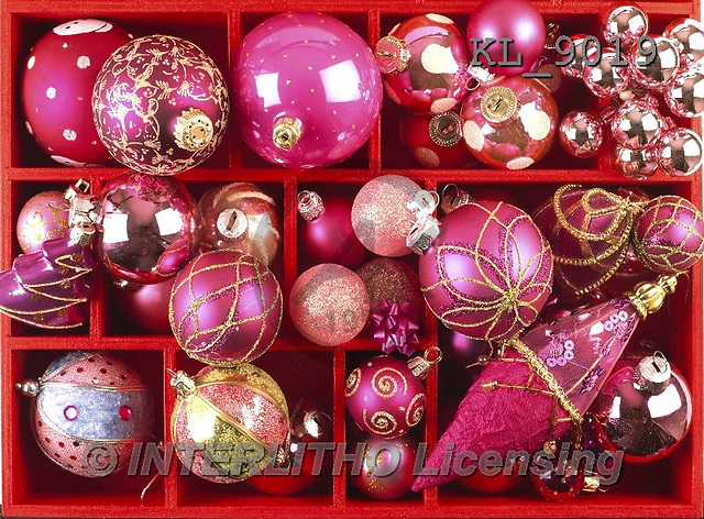 Interlitho-Alberto, CHRISTMAS SYMBOLS, WEIHNACHTEN SYMBOLE, NAVIDAD SÍMBOLOS, photos+++++,balss, pink,KL9019,#XX#