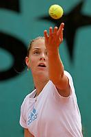 Roland Garros, Paris, France - 2008 File Photo<br /> <br /> Anna_Chakvetadze
