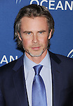 BEVERLY HILLS, CA- OCTOBER 30: Actor Sam Trammell arrives at the Oceana Partners Award Gala With Former Secretary Of State Hillary Rodham Clinton and HBO CEO Richard Plepler at Regent Beverly Wilshire Hotel on October 30, 2013 in Beverly Hills, California.