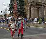 A photograph during the Nevada Day Parade in Carson City on Saturday, October 29, 2016.
