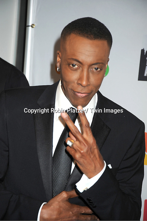 winnner Arsenio Hall attends The Celebrity Apprentice Live Finale at The Museum of Natural History in New York City on May 20, 2012.