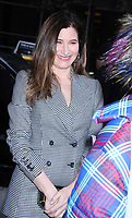 December 01, 2018 Kathryn Hahn attend The Contenders New York presented by Deadline at Director Guild Theatre in New York. December 01, 2018     <br /> CAP/MPI/RW<br /> &copy;RW/MPI/Capital Pictures