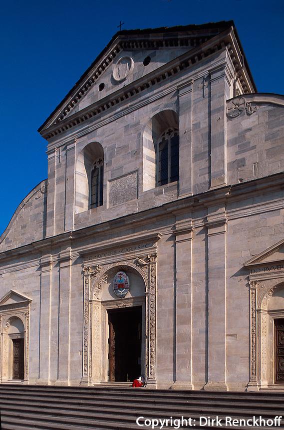Italien, Piemont, der Dom in Turin (Torino)