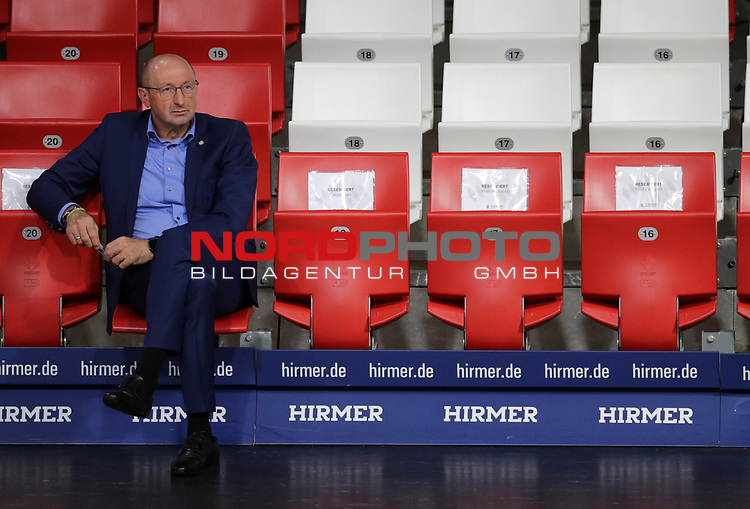 Mladen Drijencic , head coach Trainer Oldenburg<br /> Basketball, nph0001 1.Bundesliga BBL-Finalturnier 2020.<br /> Halbfinale Spiel 2 am 24.06.2020.<br /> <br /> Alba Berlin vs EWE Baskets Oldenburg <br /> Audi Dome<br /> <br /> Foto: Christina Pahnke / sampics  / POOL / nordphoto<br /> <br /> National and international News-Agencies OUT - Editorial Use ONLY