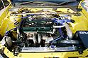 Mitsubishi Lancer Evolution 03 model tuned by Varis for Time attack at Tsukuba circuit, parked at Varis headquarter, Tsukui-gun city, Kanagawa prefecture, Japan, on January 15, 2008.