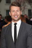 Glen Powell at The Guernsey Literary And Potato Peel Pie Society World Premiere at the Curzon Mayfair, London, on Monday April 9th 2018<br /> CAP/ROS<br /> &copy;ROS/Capital Pictures