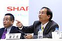 Sharp press conference