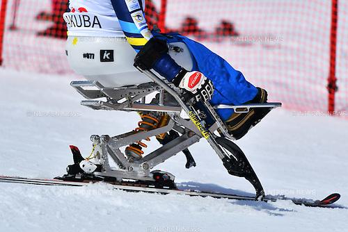 General view, <br /> MARCH 5, 2017 - Alpine Skiing :<br /> IPC Alpine World Cup Hakuba <br /> at Hakuba Happo One, Nagano Japan.<br /> (Photo by AFLO SPORT)