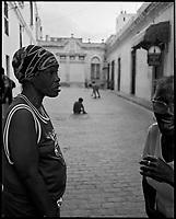 Havana, Cuba, May 2004